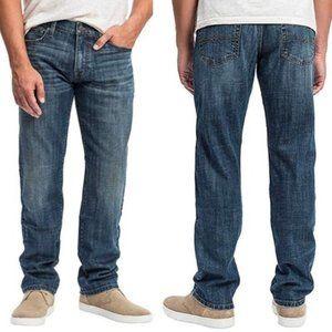 Lucky Brand 221 Original Straight Jeans Size 34x30